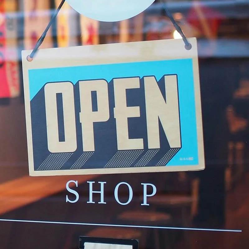Unser Werksverkauf hat am Fenstertag, Freitag 14.05. geöffnet!